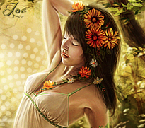 fleurs pour cheveux jayarom